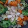 Rezept für Low Carb Diät: Kaisergemüse-Pangasius-Pfanne
