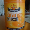Coke Zero in gelb – beim Abnehmen half mir diese Orangenlimo
