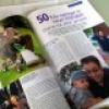 Magazin BIO druckt 5 Seiten über Minus50 :)