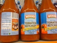 Ketchup von Heinz, Werder - oder doch Ketchup Rezept selber machen?