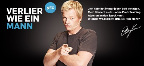 Weight Watchers für Männer