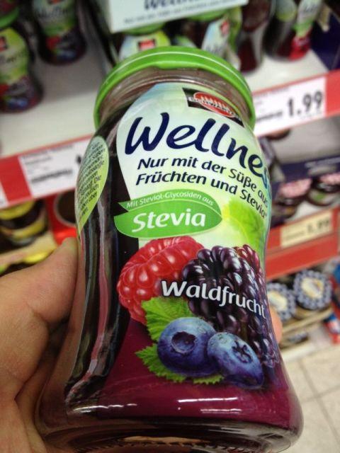 Nicht alles wo Stevia drauf steht, ist gut beim Abnehmen.