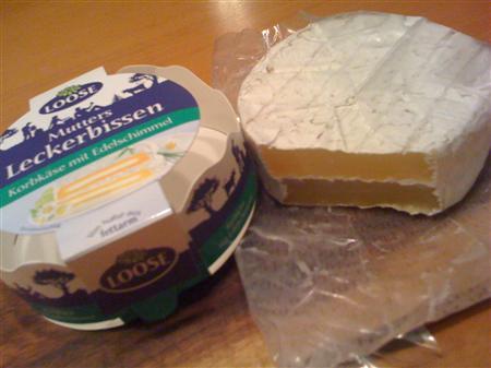Käse beim Abnehmen mit Lowcarb hat viel Eiweiss