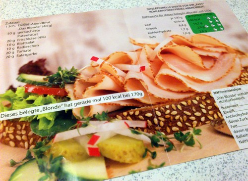 Low-Carb-Brot-Flyer