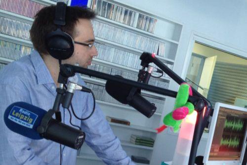 Radiointerview über schnelles Abnehmen und richtige Ernährung