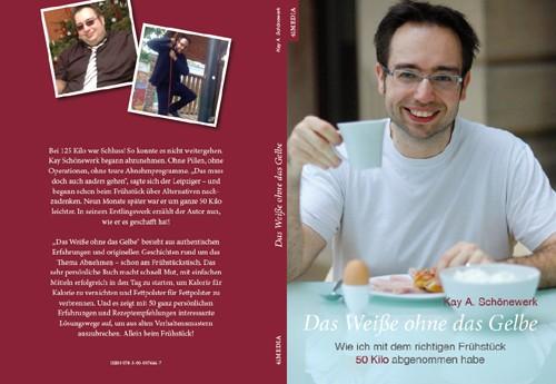 Mein Buch zum Thema schnelles Abnehmen beim Frühstück