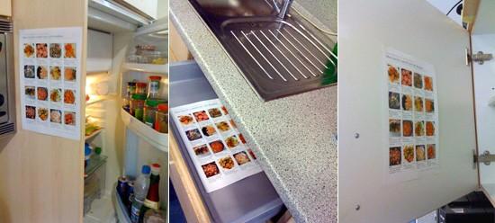 Rezepte und Ideen für Low Carb Abendessen zum Ausdruccken