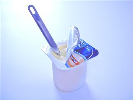 Joghurt Eis beim Abnehmen und einer Diät